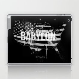 Babylon is falling Laptop & iPad Skin