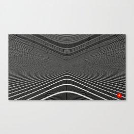 Qpop - Continuum 1 Canvas Print