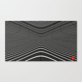 Qpop - Continuum 1 Canvas Print
