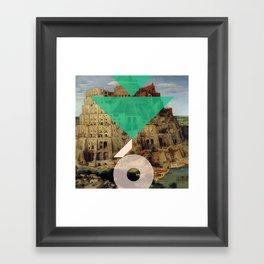 Faraway Heavens Framed Art Print