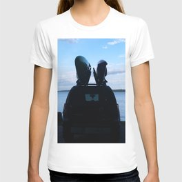 Kayaking in Puget Sound T-shirt
