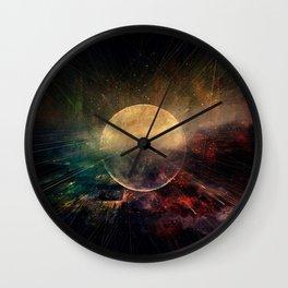 Planetary Soul Aries Wall Clock