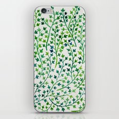 Summer Ivy iPhone & iPod Skin
