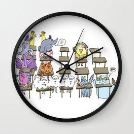 Everyone's adorable Wall Clock