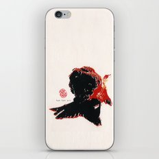 Gold Fish 3 iPhone & iPod Skin