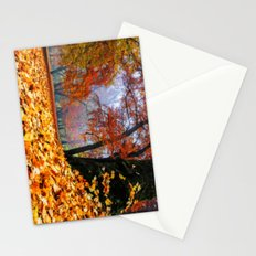 magical autumn pano Stationery Cards
