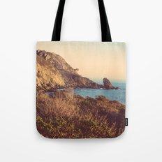 Golden Coast Tote Bag