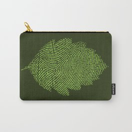 Leafprint Carry-All Pouch