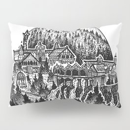 The Last Homely House East of the Sea Pillow Sham