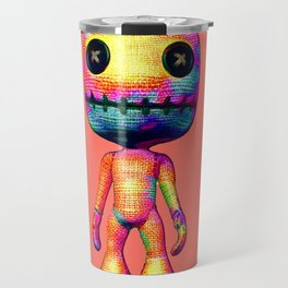 Voodoo Doll Travel Mug