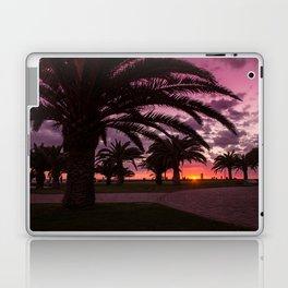 Meloneras sunset walk Laptop & iPad Skin