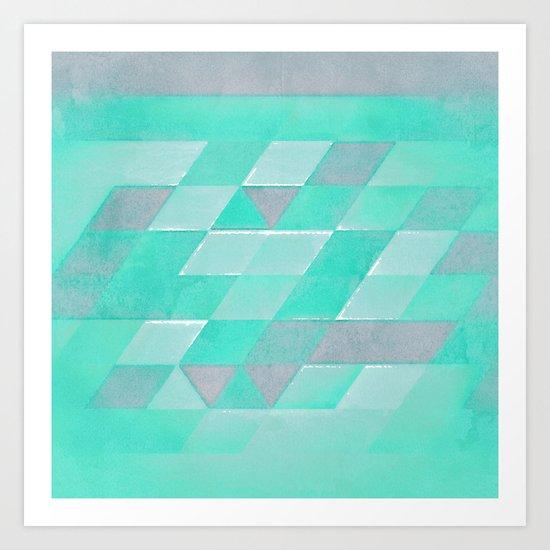 frynt Art Print