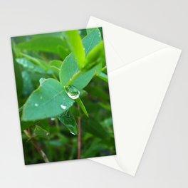 Raindrop Stationery Cards