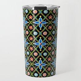 Elizabethan Lattice Travel Mug
