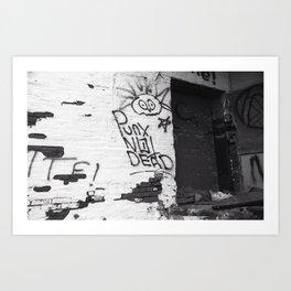 Punx Art Print