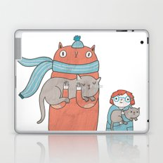 Our Cats Laptop & iPad Skin