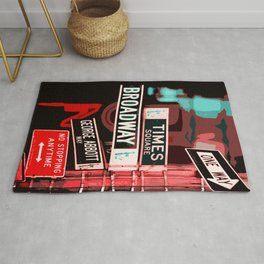 Streets of New York Rug