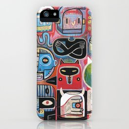 Hypnotictac iPhone Case