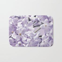 Lilacs  0107 Bath Mat