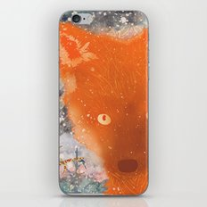 Foxxx iPhone & iPod Skin