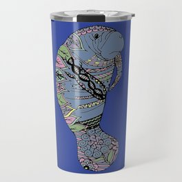 Mary Manatee Travel Mug