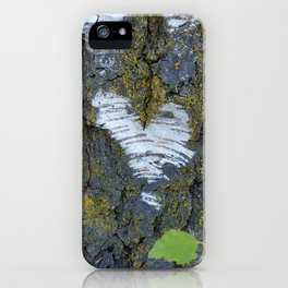 One Love Tree iPhone Case