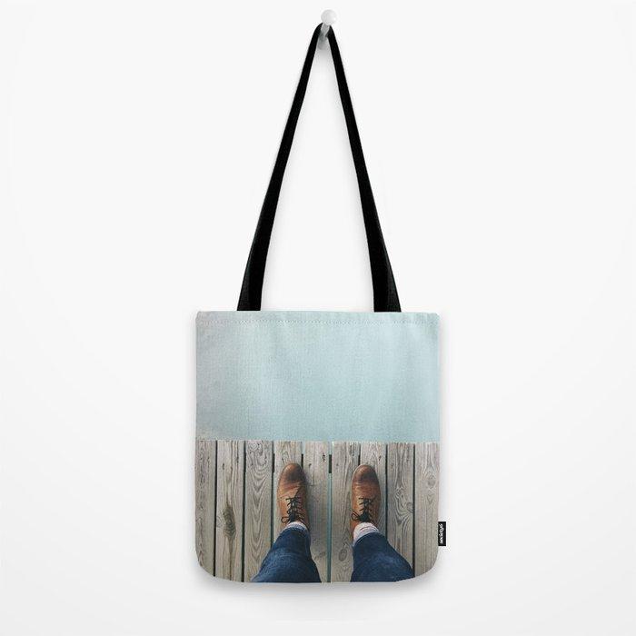Wanderboots Tote Bag