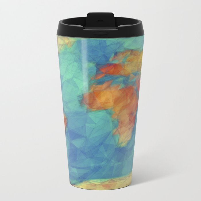 World map travel mug by jrschmidt society6 world map travel mug gumiabroncs Choice Image
