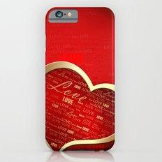 Full of Love Slim Case iPhone 6s