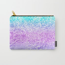 Unicorn Girls Glitter #9 #shiny #decor #art #society6 Carry-All Pouch