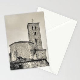 Ancient church Stationery Cards