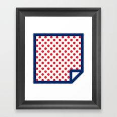 Lichtenswatch - Frolic Framed Art Print