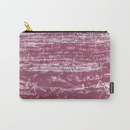Cherry colorful watercolor painting Carry-All Pouch