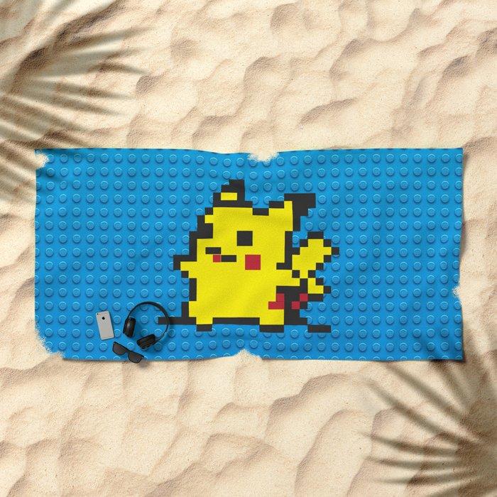 yellowmon Beach Towel