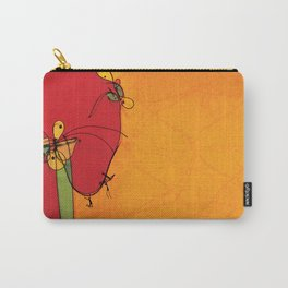 Dancer Spiders Carry-All Pouch