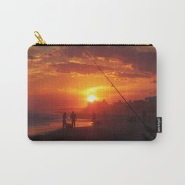 Emerald Isle NC - Sunset #1 Carry-All Pouch