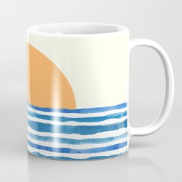 When The Sun Comes Up Coffee Mug
