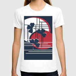 Saint Patrick, abstraction T-shirt