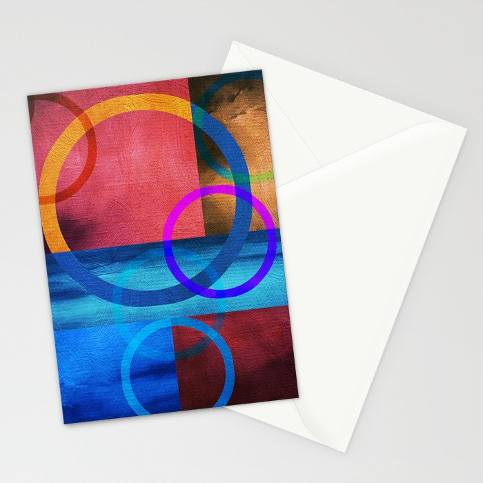 Textures/Abstract 91 Stationery Cards