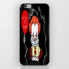 Baby Pennywise iPhone Skin
