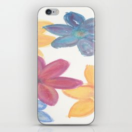 FLORAL BEAUTY iPhone Skin