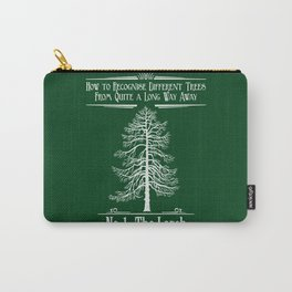 No. 1 The Larch Carry-All Pouch
