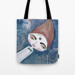 Courage-Bhoomie Tote Bag