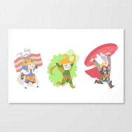 BLT Canvas Print