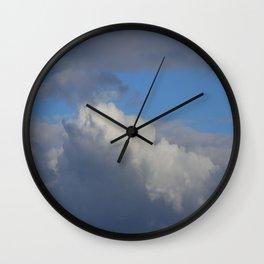 Bowl Of Light Wall Clock