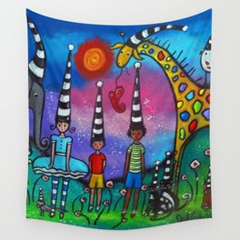 Inclusion Wall Tapestry