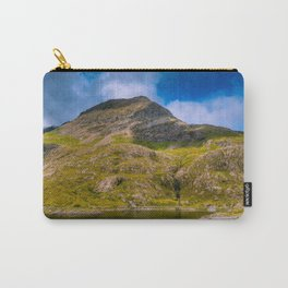 Late summer in Snowdonia, Wales Carry-All Pouch