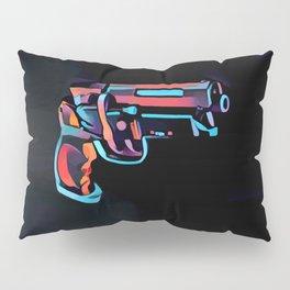Deckards Blaster Pillow Sham