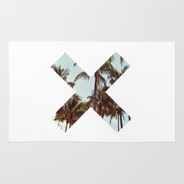 The XX Palm Trees Rug