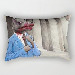The Wolf of Wall Street Rectangular Pillow